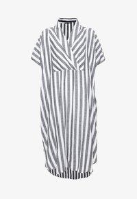 Madam-T - KORNA - Maxi dress - schwarz/weiß - 7