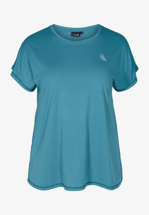 Camiseta básica - light blue