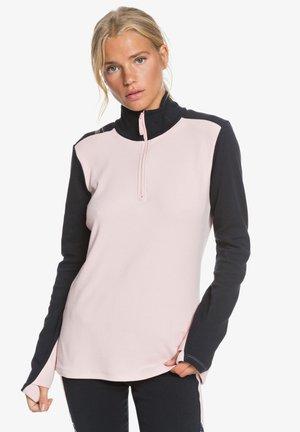 FRD FRM DSR LS J KTTP MFC6 - Fleece jumper - silver pink