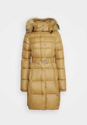 JACKET - Winter coat - organic beige