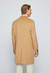 BOSS - H-HYDE - Classic coat - beige - 2