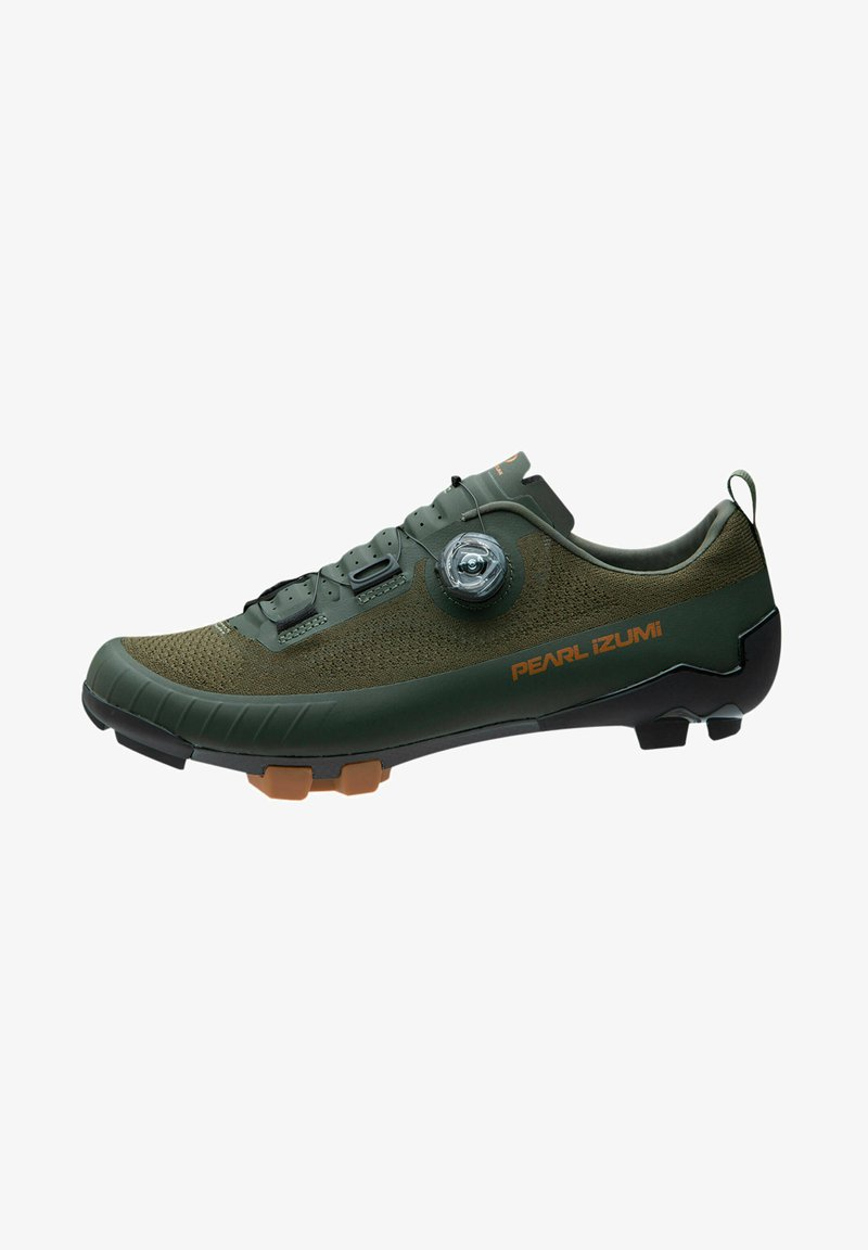 Pearl Izumi - Cycling shoes - olive