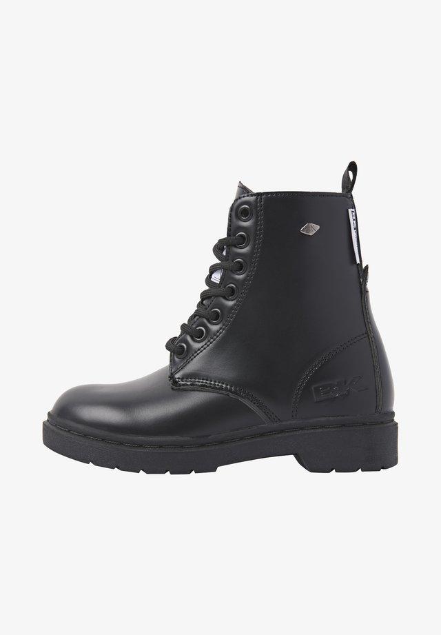 SNEAKER BLAKE - Ankle boots - black
