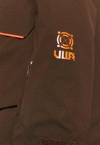 Helly Hansen - POWCHASER LIFALOFT JACKET - Snowboard jacket - wild rose - 3