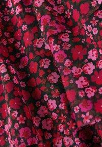 Name it - Pleated skirt - fuchsia purple - 3