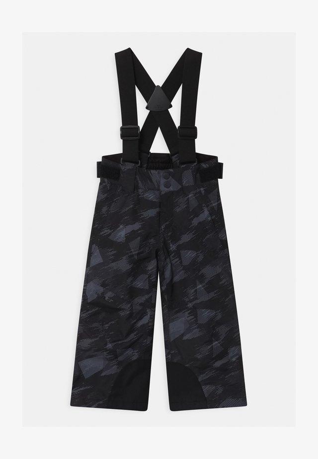 ARISU UNISEX - Pantalon de ski - black mountain