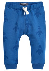 Next - 2 PACK - Trousers - blue - 2