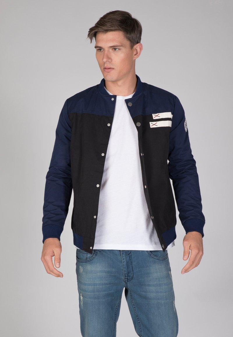 Felix Hardy - Bomber Jacket - black