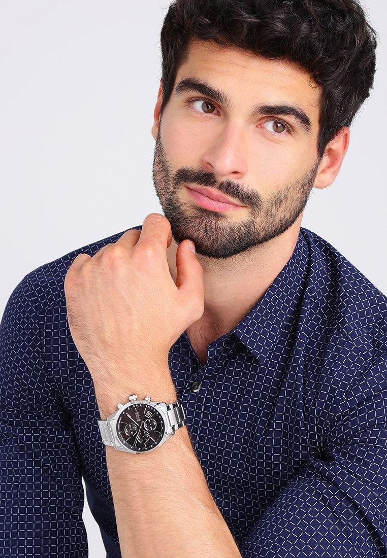 BOSS - Chronograph watch - schwarz