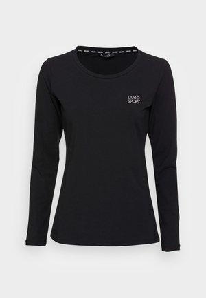 BASICA  - Bluzka z długim rękawem - nero