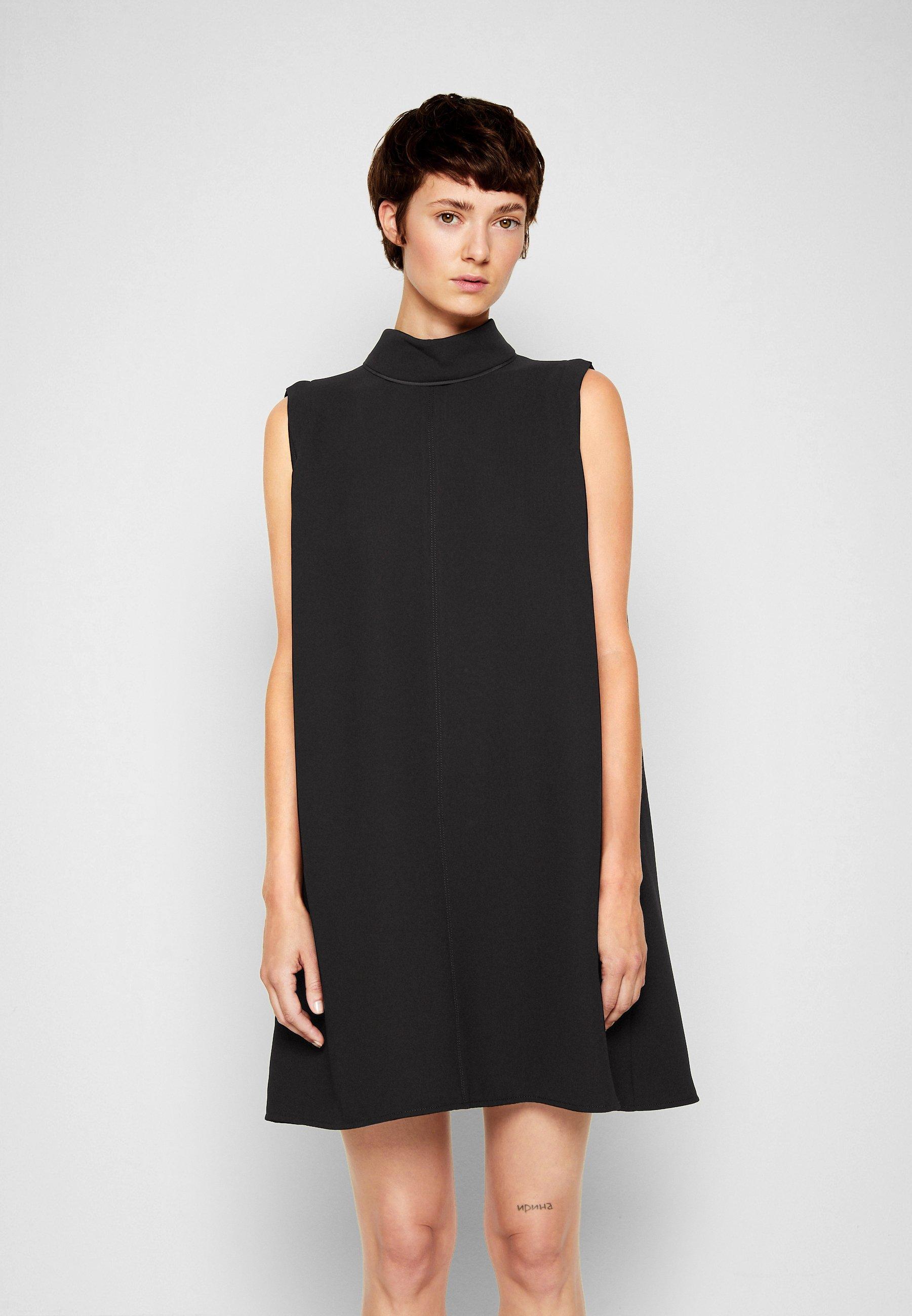 Femme SLEEVELESS MINI SHIFT DRESS - Robe de soirée