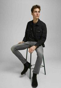 Jack & Jones - Jeans slim fit - grey denim - 3