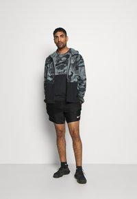 Nike Performance - Outdoor jacket - black/grey fog - 1