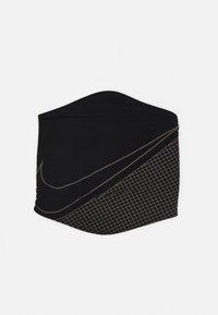360 THERMA-FIT NECK WARMER UNISEX - Schlauchschal - black/black/silver