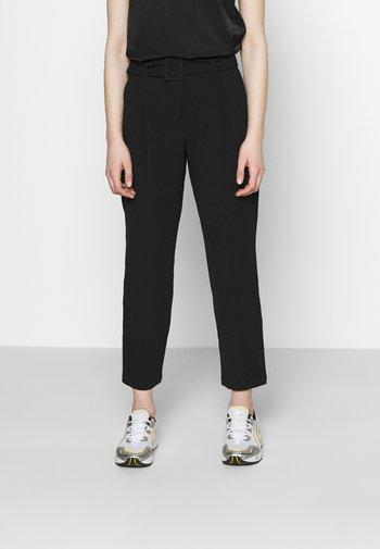 JDYXANDER ANKLE PANT  - Pantaloni - black