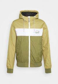 KEYES - Summer jacket - khaki
