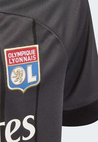 adidas Performance - OLYMPIQUE LYON AWAY JERSEY - Club wear - grey - 2