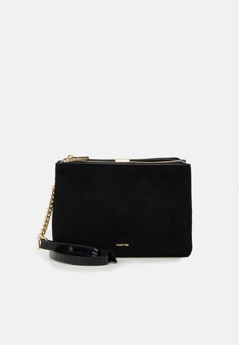 CROSSBODY BAG CHARM - Across body bag - black