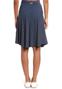 Vive Maria - A-line skirt - blau allover - 2