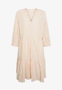 CRYSTALL - Robe chemise - honey ginger