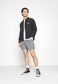 Obey Clothing - CRIMP TREK  - Shortsit - black - 1