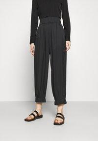 By Malene Birger - CODIA - Pantalon classique - black - 0
