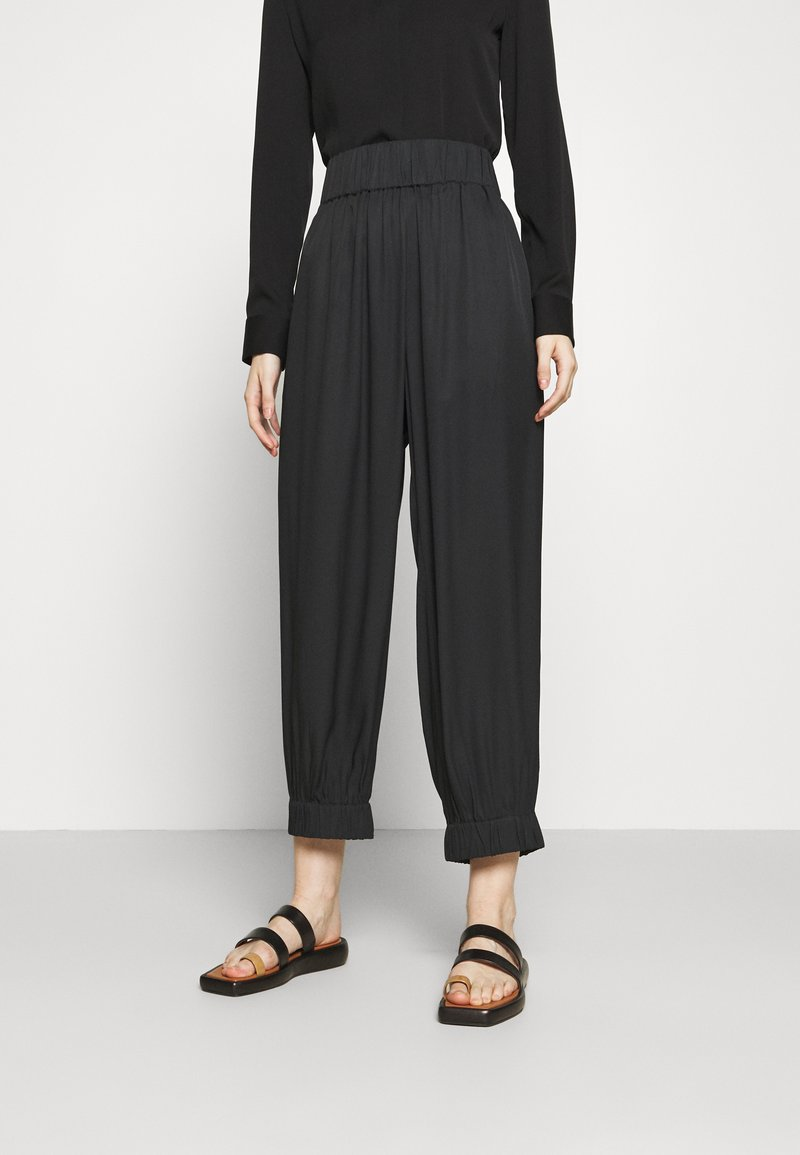 By Malene Birger - CODIA - Pantalon classique - black