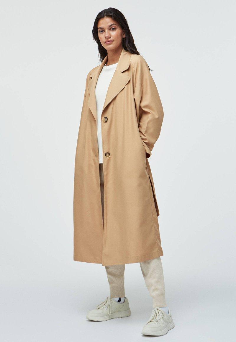 OYSHO - Trenchcoat - beige
