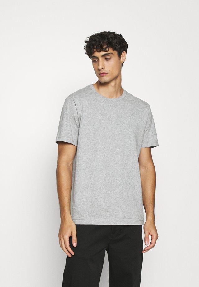 T-SHIRT - T-shirt - bas - grey medium dusty