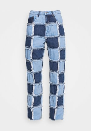 MUSE  - Straight leg jeans - blue