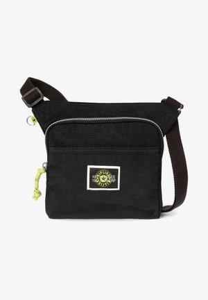 ALMIRO - Across body bag - valley black c