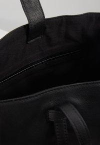 mint&berry - LEATHER - Velká kabelka - black - 4