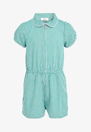 GINGHAM - Overal - green