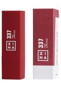 3ina - THE LIPSTICK - Lippenstift - 337 dark plum pink - 2