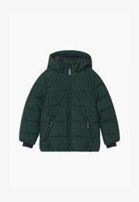 Color Kids - SHORT QUILTED UNISEX - Snowboardová bunda - green gables - 0