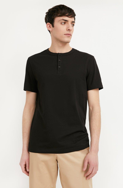 Finn Flare - Basic T-shirt - black