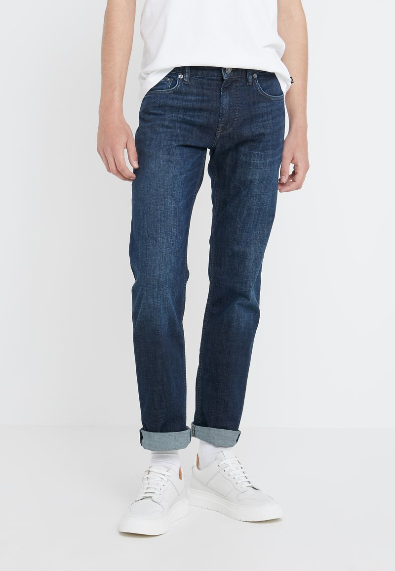 JOOP! Jeans - MITCH - Straight leg jeans - blue denim