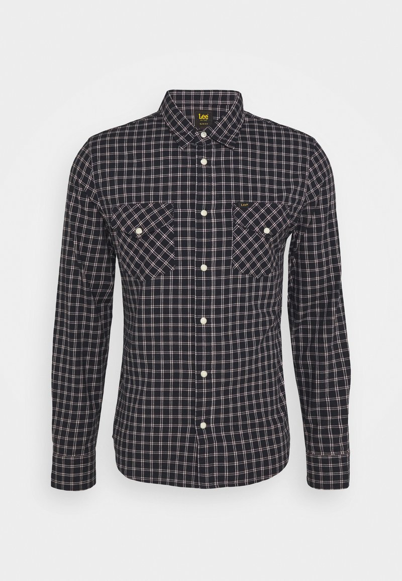 Lee - CLEAN WESTERN SHIRT - Koszula - sky captain