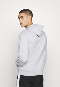 Lacoste Sport - CLASSIC HOODIE - Hoodie - silver chine/elephant grey - 2
