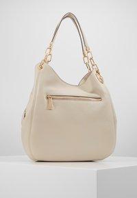 MICHAEL Michael Kors - LILLIE CHAIN TOTESMALL - Handbag - light sand - 3