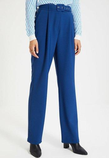 PARENT - Pantaloni - navy blue