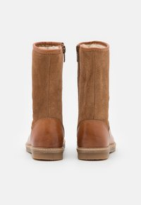Friboo - LEATHER - Boots - cognac - 2