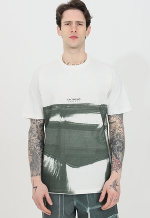 T-shirt con stampa - laurel wreat