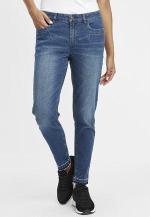 Irabelle - Jeans slim fit - antique blue