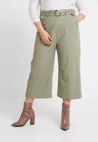 River Island Plus - Trousers - khaki - 0