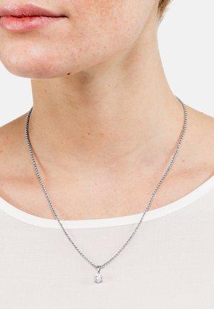 DUNCAN  - Necklace - silberfarben poliert