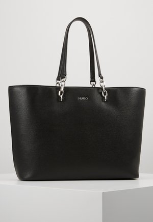 VICTORIA TOTE - Tote bag - black