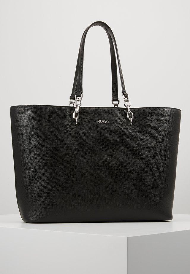 VICTORIA TOTE - Shopping bag - black