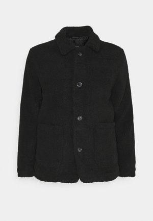 MOSTONPKA - Lehká bunda - black borg