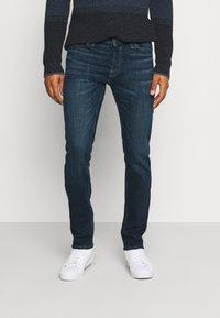 Jack & Jones - JJITIM JJORIGINAL - Straight leg jeans - blue denim - 0